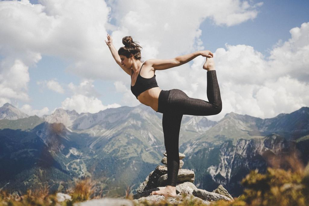 Mein Yoga Weg